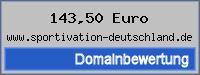 Domainbewertung - Domain www.sportivation-deutschland.de bei 24service.biz