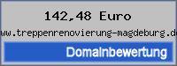 Domainbewertung - Domain www.treppenrenovierung-magdeburg.de bei 24service.biz